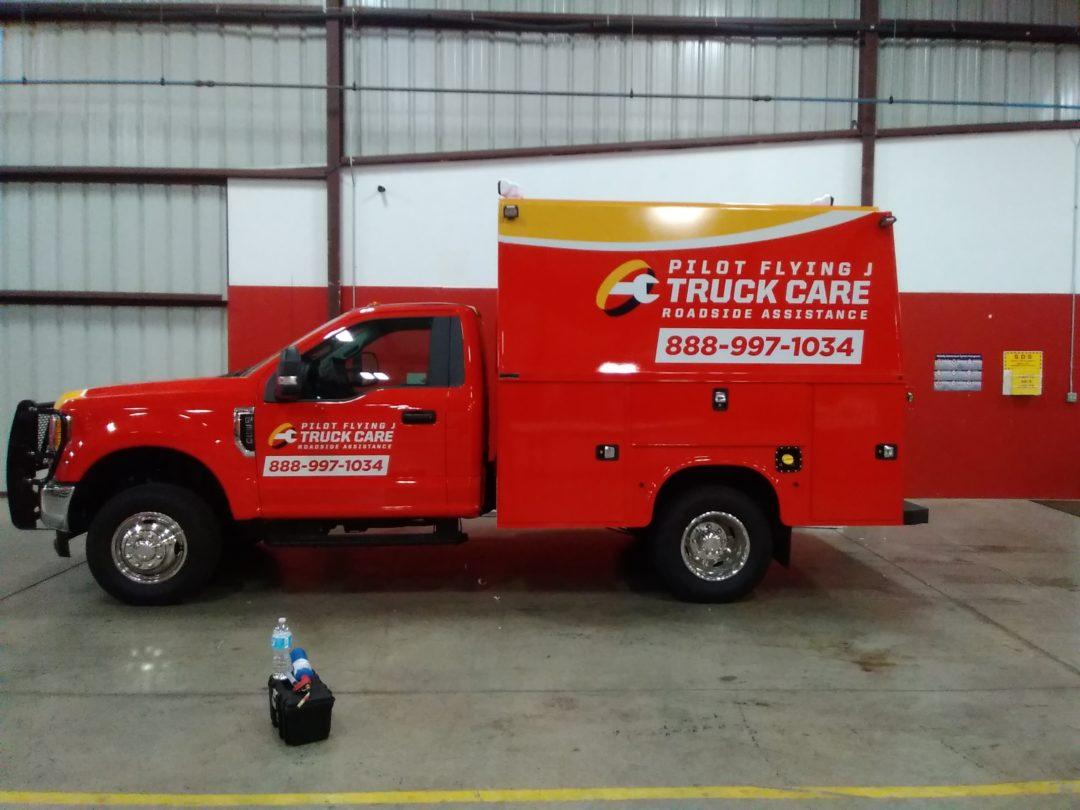Pilot Truck Care