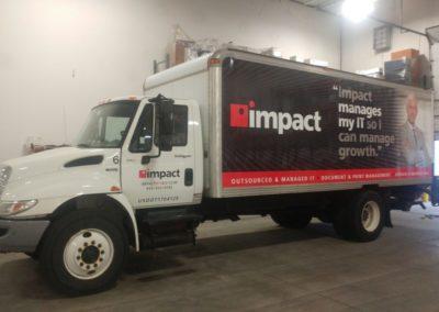 Impact Truck
