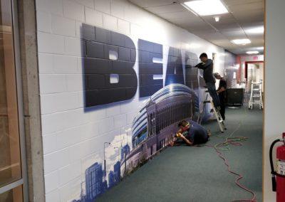 Bears Wall Murals