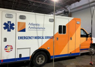 Ambulance Wrap