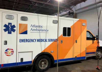 Ambulance Wrap