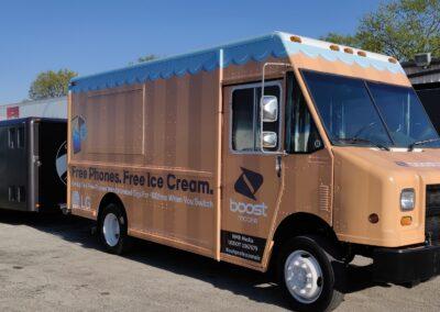 Food Trucks Boost Mobile