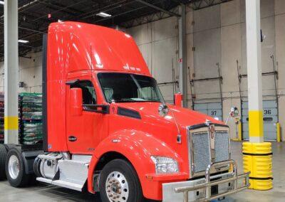 Semi Truck Color Change